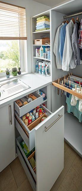 Schueller Hauswirtschaftsraum 8 Hauswirtschaftsraum Waschkuchenorganisation Hauswirtschaftsraum Ideen
