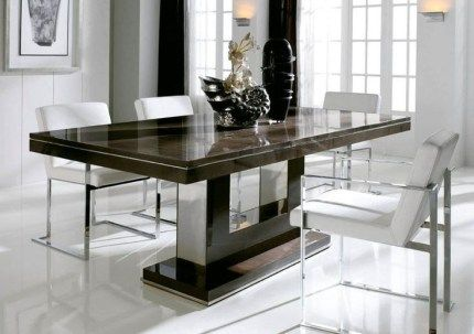 Essential Steps To Awesome Ideas To Make A Room Look Expensive Dining Table Marble Contemporary Kitchen Tables