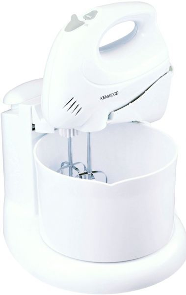 Kenwood Hm430 Hand Mixer With Bowl 250 Watts White Mixer Accessories Hand Mixer Kitchen Solutions