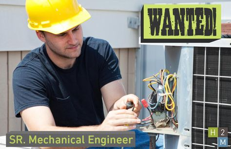WANTED! Senior Mechanical Engineer\/Practice Leader, Location NYC - mechanical engineering job description