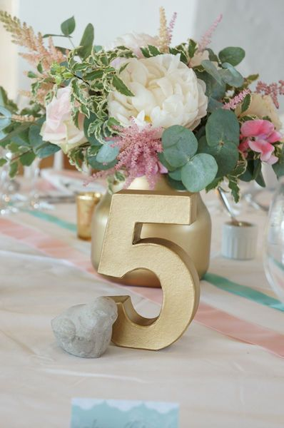 16 Decorations De Mariage Reperees Sur Pinterest Mariage