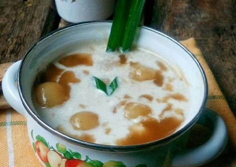 Resep Jenang Grendul A K A Bubur Candil Oleh Ardhani Restianti Novita Hapsari Resep Makanan Resep Resep Masakan