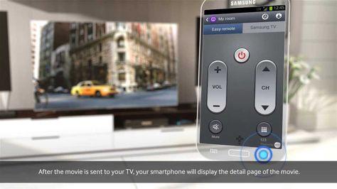 Samsung Smart Tv Mobile App Watchon Samsung Smart Tv Samsung Tvs Smart Tv