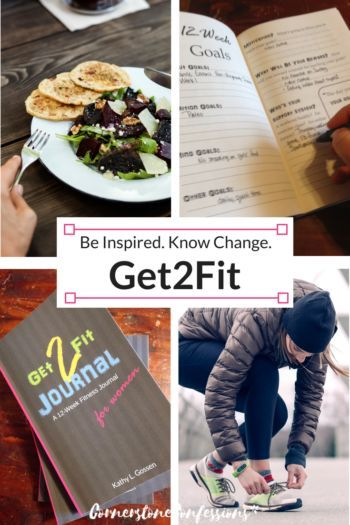It's Here!  The Get2Fit Journal for Women!