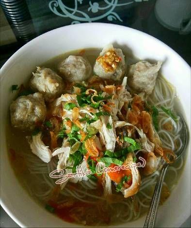 Resep Miesop Medan Misop Medan Bakso Ala Me Oleh Sartika Homerecipe Resep Resep Masakan Indonesia Makanan Resep