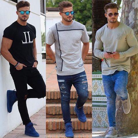 Super Moda Casual Hombre Moreno Ideas Mens Casual Outfits Formal Mens Fashion Mens Outfits