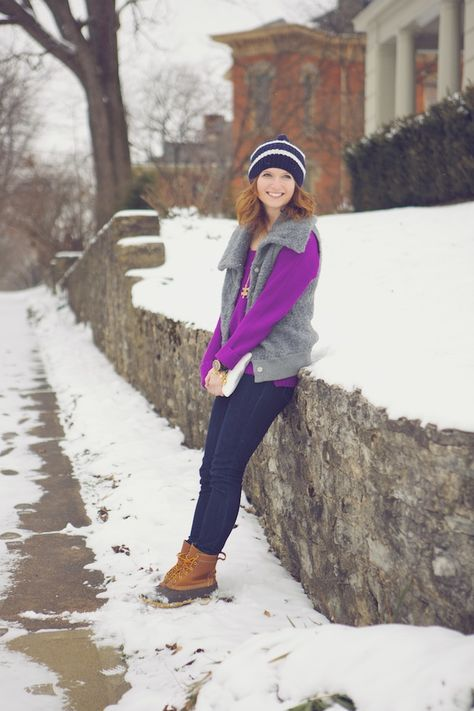 #LLBean Boots via The Locus of Style