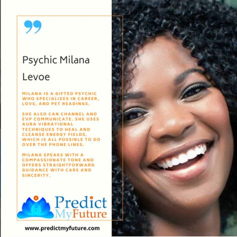 Talk to the best online psychics for accurate psychic predictions!  Predict My Future: Home of the 5 star psychics! ⭐⭐⭐⭐⭐ . . #predictmyfuture #lovepsychicreadings #lovepsychic #lovepsychic #psychictarotcardreaderandadviser⠀#psychictarotfortheheart #psychictarotreader #tarotpsychic #psychictarotreading #thepsychictarot #psychictarotonline #psychictarotoftheheart #psychictarotcardreader #thepsychicfortheheart #psychictarotspells #truephonepsychics #psychicoverphone #psychicreadingsonline