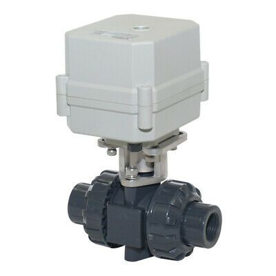 Details About Npt 1 2 Pvc Electrical Motorized Ball Valve Dc12v Cr2 01 Stainless Steel 304 Stainless Steel 304 Stainless Steel Stainless