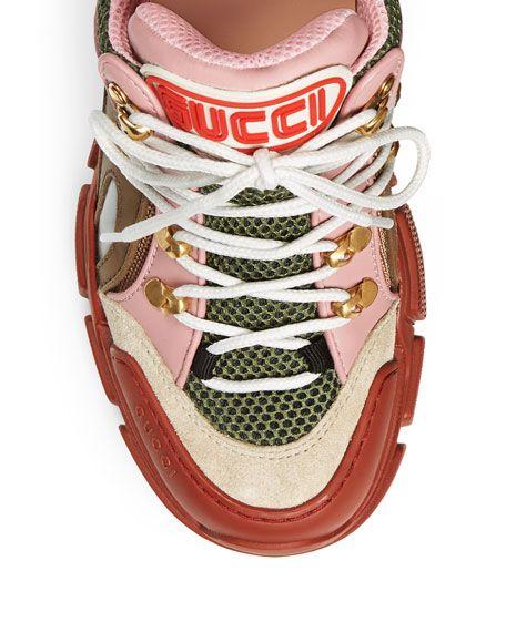 Gucci Flashtrek Hiker Sneaker Sneakers Designer Sneakers Gucci Sneakers