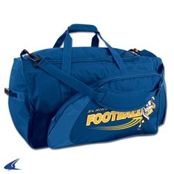 Champro Varsity Football Equipment Bag Champro Varsity Football Equipment Bag E43 Easily Customized Made Of Polyester Material Durable Well Constructe In 2020 Football Equipment Bags Football Equipment Football Gear
