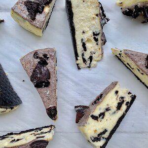 Glazed Buttermilk Donut Cake Recipe In 2020 Cheesecake Recipes Oreo Cheesecake Recipes Oreo Cheesecake