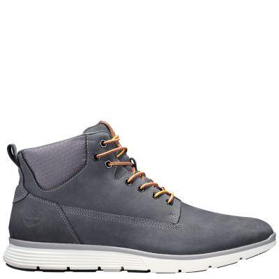 Leather Chukka Sneaker Boots