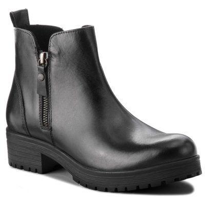 Botki Lasocki Wi23 Mexico 03 Czarny Ccc Eu Boots Fashion Boots Rubber Rain Boots