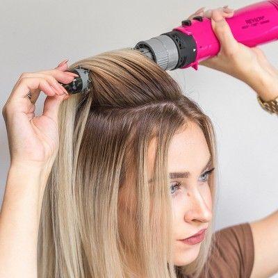 Revlon 3x Ceramic Smoothing Volume 4 Piece Hot Air Kit In 2020 Beautiful Hair Hair Braided Hairstyles