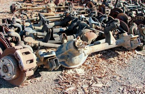 The Top 10 Junkyard Axles Wrecking Yard Gold Wrecking Yards