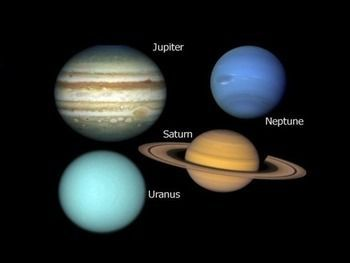 Solar System Outer Planets Powerpoint Presentation Outer Planets Planets Solar System