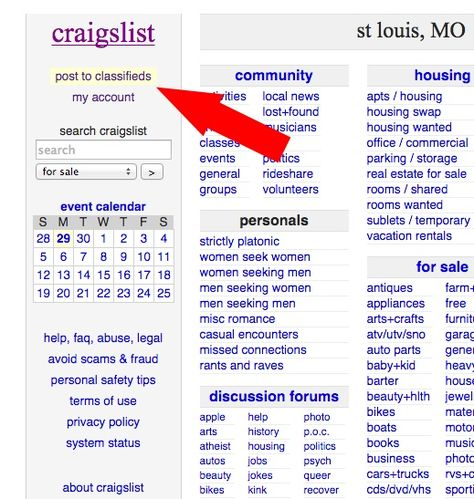 How I Made 2 145 Last Month By Decluttering Selling On Craigslist Declutter Room Wanted