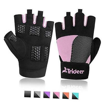 Weight Lifting Gloves Training Gym BreathableMatrix Nutrition Weightlifting