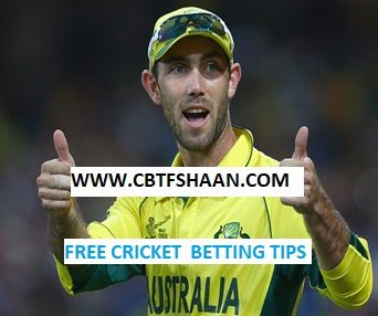 betting tips cricket shaan