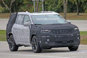 Best Jeep Grand Cherokee 2019 New Interior Mobil Mobil Bekas