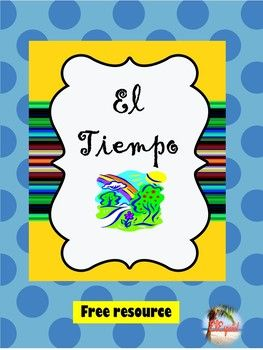 El Tiempo Spanish Weather Free Download With Images Spanish