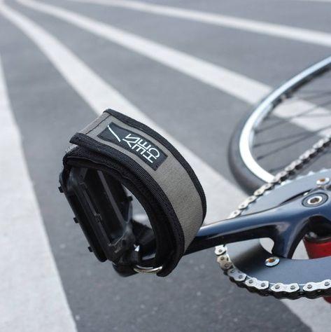 Cordura Bike Pedal Straps For Platform Pedals Pedal Straps Bike Pedals Bike Gear