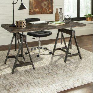 Trent Austin Design Lynde Adjustable Writing Desk Wayfair