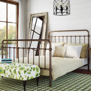 Fleur De Lis Living Crafton Panel Bed Wayfair Panel Bed Furniture Adjustable Beds