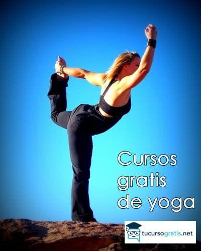 8 Cursos De Yoga Online Gratis Que Puedes Comenzar En 2020 Cursos De Yoga Aprender Yoga Yoga Beneficios