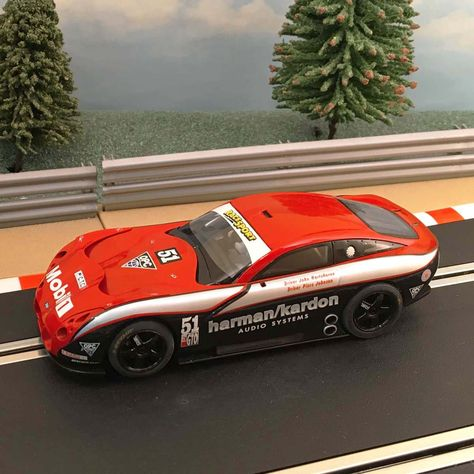 Scalextric 1:32 Voiture-Porsche 911 GT1 Lucchini C2092 #22 #A