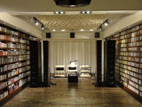 audiophile paradise