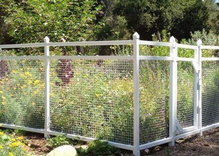 25 Trendy Ideas Garden Design Home Fence Fence Design Front Yard Landscaping Backyard Fences