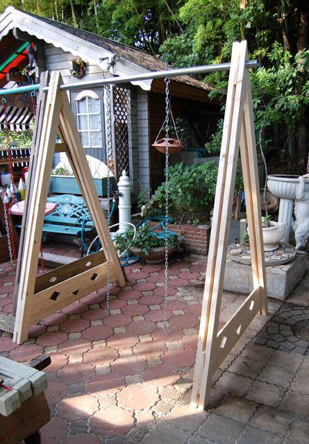 木製ブランコ 作り方 身近な素材でdiyを楽しむ あなたがつくる