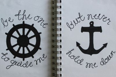 Cute idea, I love the nautical theme.