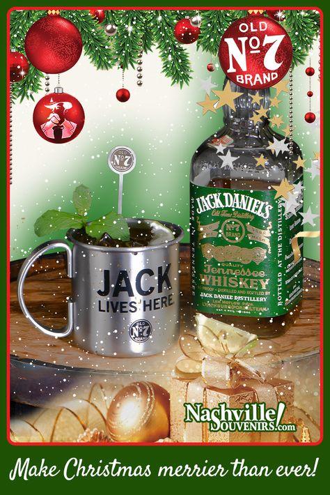 Jack Daniel/'s Tennessee Mule Mug Set