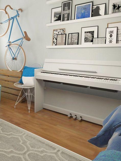 75 Ideas De Piano Piano Teclados Musicales Música De Piano