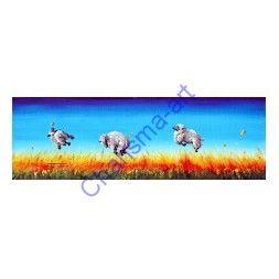 Sheep Incognito Shop Canvas Prints Funny Art Sheep Art