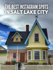Best Instagram Spots in Salt Lake City - Adventure is Never Far Away