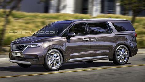 Kia Grand Carnival 2021 Price New Concept Kia Mini Van Grands