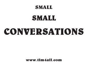 Small small English Telugu conversations, small small