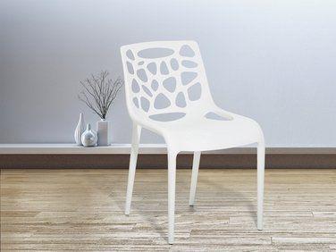 chaise de jardin chaise en plastique