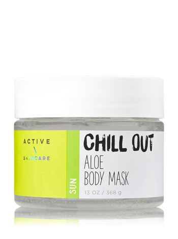 Chill Out Aloe Body Mask Bath And Body Works Bath And Body Works Body Mask Bath And Body