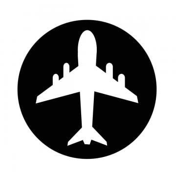 Airplane Icons Air Aircraft Airplane Announcement Arrow Banner Button Distance Edge Fabric Fly Icon Illustration Lab In 2020 Airplane Icon Cartoon Airplane Paper Plane