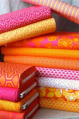 Awesome fabrics!