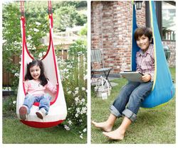 New Baby Hammock Pod Swing Hanging Chair Reading Nook Tent