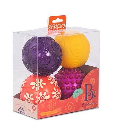 B Toys Oddball Pilki Sensoryczne Rewelacyjne Venco 6980802071 Oficjalne Archiwum Allegro Creative Toy Ball Oddball