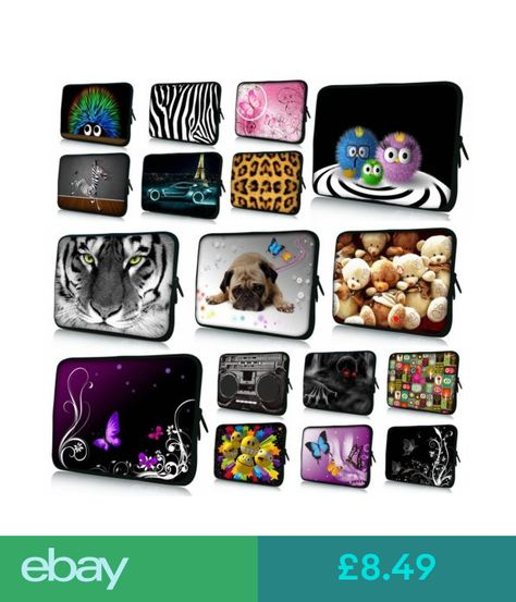 """Sleeve Case Bag Cover for 13/"""" 13.3/"""" HP Chromebook Laptop Touchscreen Notebook"""