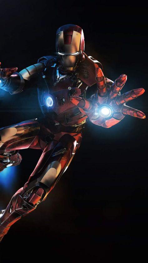 Iron Man Wallpaper 4K - iPhone Wallpapers