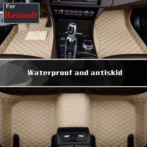 For Renault Kadjar Renault Talisman Scenic Custom Car Floor Mats